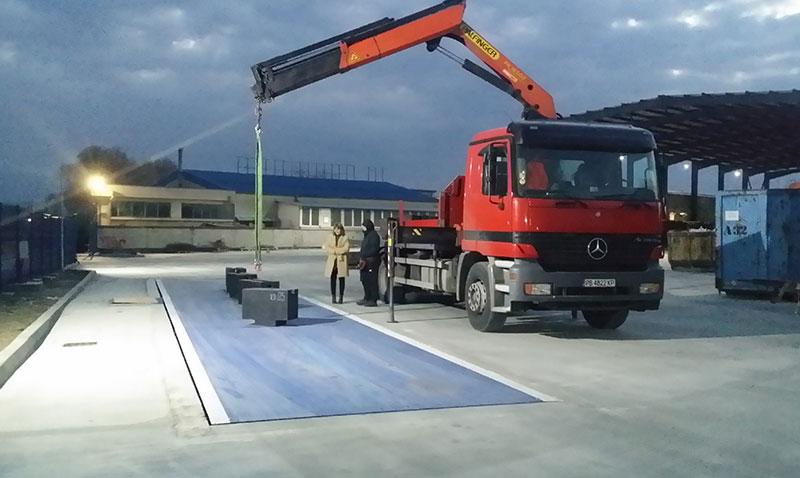 Камион с кран Плевен